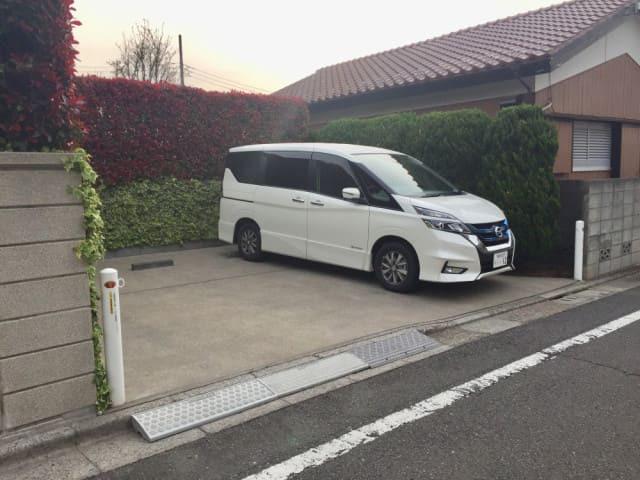 駐車場2台あり