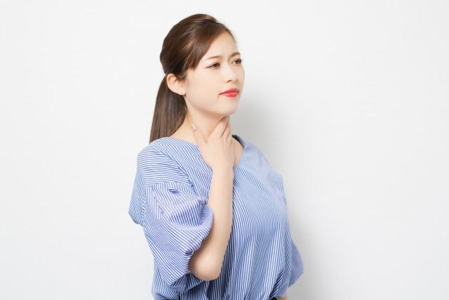 喉の不調:症例⑩